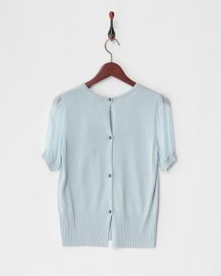 light blue  PIOGGIA Sweater見る