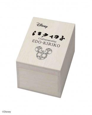 EDO-KIRIKO 籠目 赤見る