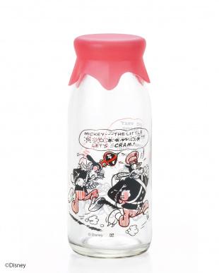 Vintage Milk Bottle ミッキー&ミニー見る