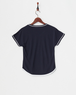 ネイビー  ゲームシャツ|WOMEN見る