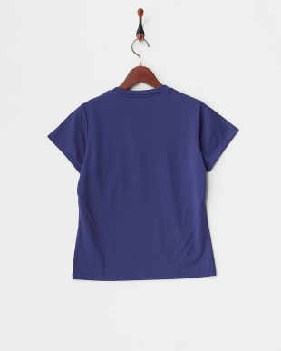 Aネイビー  グラフィックTシャツ|WOMEN見る