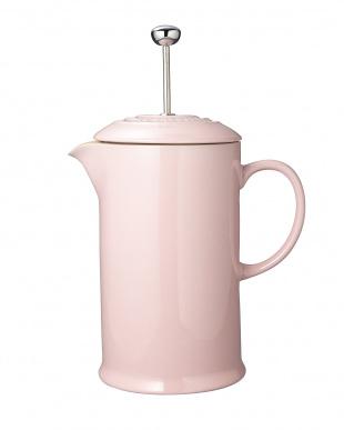 Antique Rose  コーヒー・プレス見る