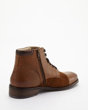 ブラウン  5201305009編上ブーツ見る