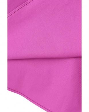 ピンク カラーミディスカート ナチュラルビューティB見る