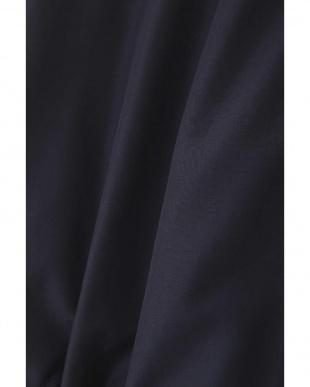 ネイビー ◆大きいサイズ◆タイプライターペプラムブラウスジャケット Aylesbury L見る