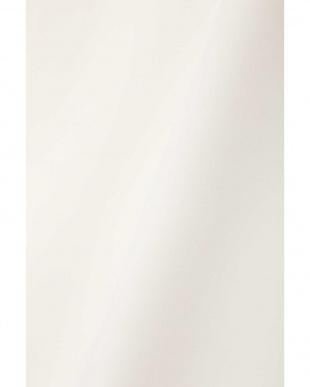 オフホワイト1 ◆大きいサイズ◆ボリュームスリーブリボンブラウス Aylesbury L見る