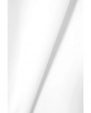 ホワイト1 オーバーサイズスキッパーシャツブラウス R/B(オリジナル)見る