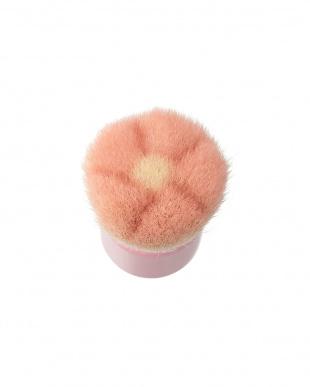 ピンク×ピンク  洗顔ブラシ見る