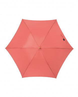 カーマイン 軽量スリムジャンプ傘(無地)見る