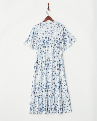 NVP  COTTON SMOOTH LONG DRESS見る