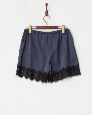 NVL  SATIN LACE SHORT PANTS見る