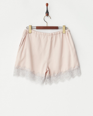 PBD  SATIN LACE SHORT PANTS見る