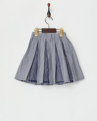 BL ボックスプリーツ切替スカート見る