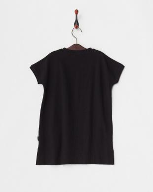 ブラック 18/-テンジク POPSTAR ロングTシャツ見る