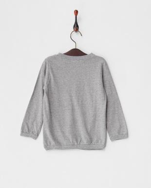 グレー  20/-ソフトテンジク MOI L/S Tシャツ見る
