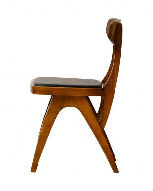 ブラウン  hommage Chair見る