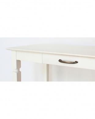 ホワイト  ine reno desk (vary)見る