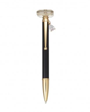 ブラック  パヒュームボールペン|WOMEN見る