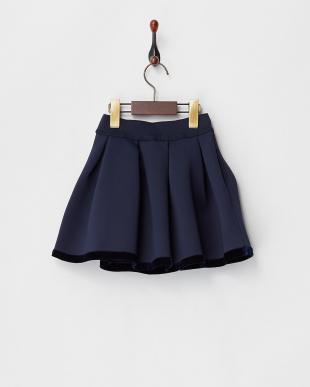 ネイビー  スカートS/M見る