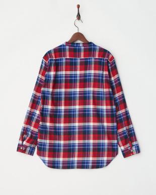 RED ネルスキッパーシャツ見る