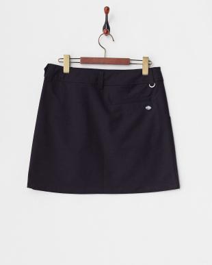 ネイビー WOMEN'S スカート見る