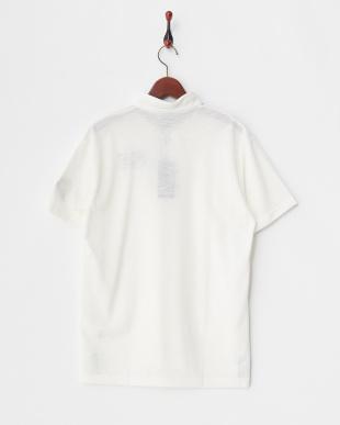 ホワイト MEN'S 半袖BDポロ見る