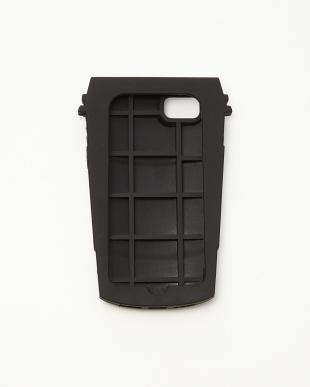 ブラック  iPhone8・7・6s・6背面ケースCOFFEE見る