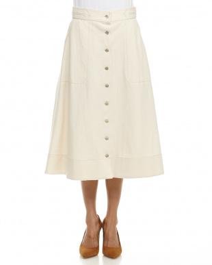 ホワイト スカート見る
