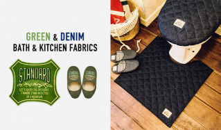 GREEN & DENIM -BATH & KITCHEN FABRICSのセールをチェック