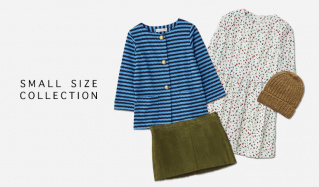SMALL SIZE COLLECTIONのセールをチェック