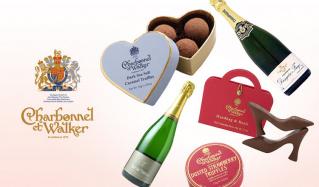 英国王室御用達チョコレート&贅沢シャンパーニュのセールをチェック