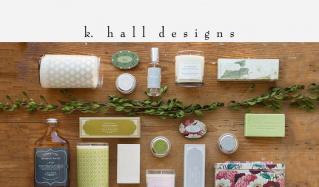 K.HALL DESIGNS & MORE(バーコー)のセールをチェック