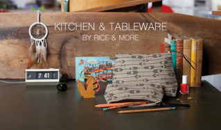 KITCHEN & TABLEWARE BY RICE & MOREのセールをチェック