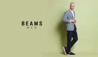 BEAMS MEN(ビームス)のセールをチェック