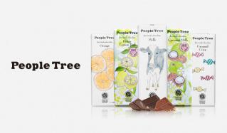 カラダに優しい ホームメイド感覚なお洒落チョコ PEOPLE TREE(ピープルツリー)のセールをチェック