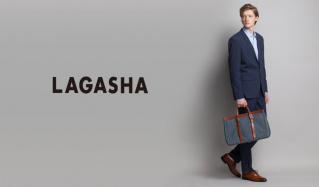 LAGASHA - BUSINESS BAG SELECTION -(ラガシャ)のセールをチェック