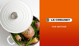LE CREUSET -FOR MOTHER-(ル・クルーゼ)のセールをチェック