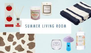 SUMMER LIVING ROOMのセールをチェック