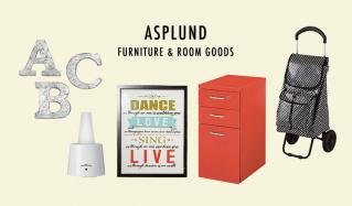 ASPLUND FURNITURE & ROOM GOODSのセールをチェック