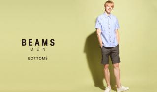 BEAMS MEN'S BOTTOMS(ビームス)のセールをチェック