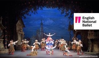 イングリッシュ ナショナル・バレエ「コッペリア」「海賊」のセールをチェック