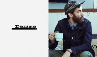 DENIME MEN(ドゥニーム)のセールをチェック
