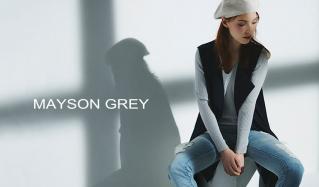 MAYSON GREY(メイソングレイ)のセールをチェック