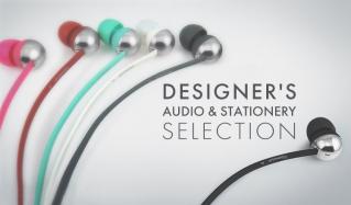 DESIGNER'S AUDIO & STATIONERY SELECTIONのセールをチェック