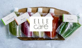 ELLE CAFE +JUICEのセールをチェック