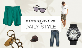 MEN'S SELECTION-FOR DAILY STYLE-のセールをチェック