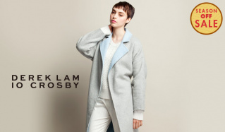 DEREK LAM 10 CROSBY_SEASON OFF SALEのセールをチェック