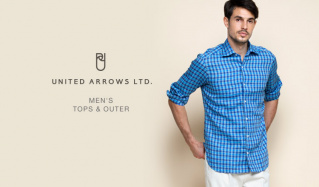 UNITED ARROWS MEN'S TOPS&OUTER(ユナイテッドアローズ)のセールをチェック