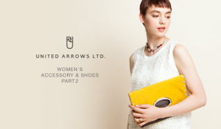 UNITED ARROWS WOMEN'S ACCESSORY&SHOES part.2(ユナイテッドアローズ)のセールをチェック