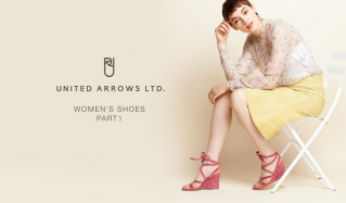 UNITED ARROWS WOMEN'S SHOES part.1(ユナイテッドアローズ)のセールをチェック